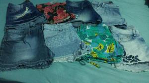 Lote de roupas pra brecho R$
