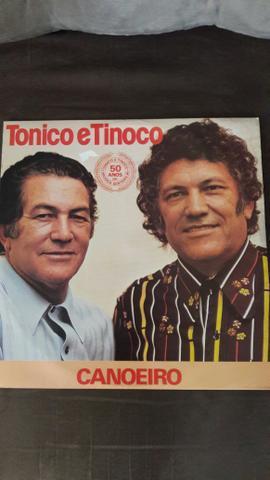 2 Discos de Vinil Tonico e Tinoco