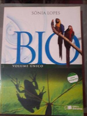 BIO - Volume único - Autora: Sônia Lopes