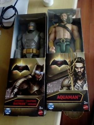 Batman armored e aquaman