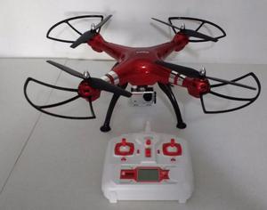 Drone Syma X8HG Câmera Full HD com Controle de Altitude
