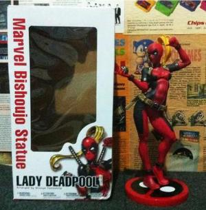 Kotobukiya - Lady Deadpool Marvel Bishoujo - Pronta Entrega