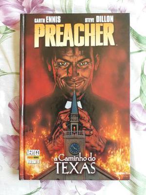 Livro Preacher 1