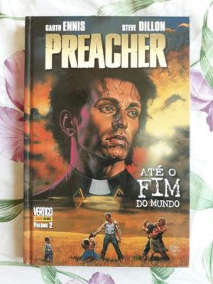 Livro Preacher 2