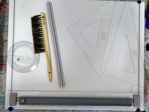 Prancheta para desenho Trident