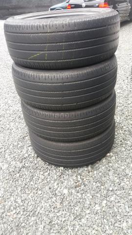 4 pneus  Yokohama