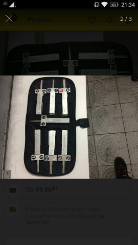 Kit de Michas Pantográfica!