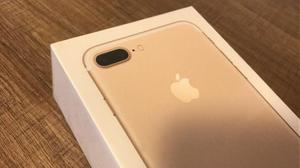 Queima Foneshop: iPhone 7 Plus, 32GB, GOLD, NOVO, Garantia