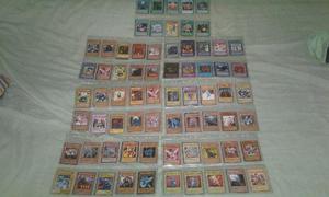 Coleção de mini cartas yu gi oh