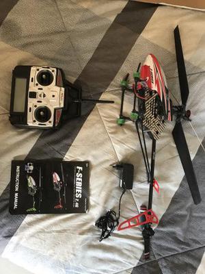 Helicóptero de Controle Remoto F Canais