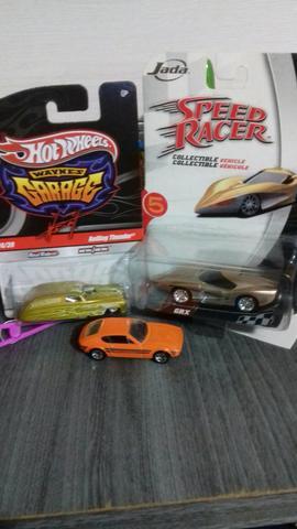 Hot wheels SP2: Hot wheels Garage: Jada speed racer