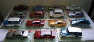 Miniaturas carros nacionais