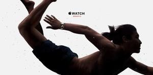 Apple Watch Serie 3 42mm -Lancamento