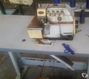Máquina de costura industrial Interlock Yamata