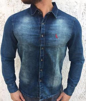 Camisa Jeans Reserva