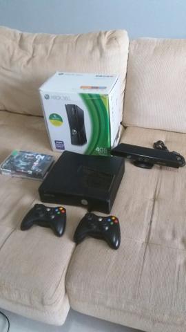 XBOX 360 COMPLETO Desbloqueado/DIVIDO NO CARTÃO