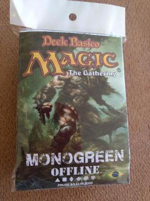 Decks de Magic em Português + Manual De Regras