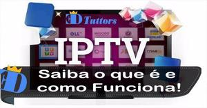 Lista Iptv Paga - Box Tv - Kodi - Perfect Playe