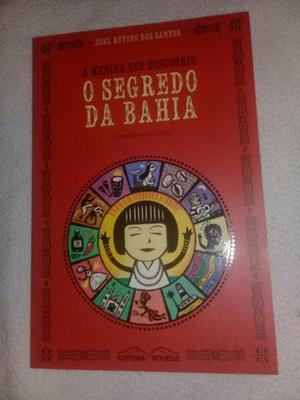 A Menina que Descobriu O Segredo da Bahia