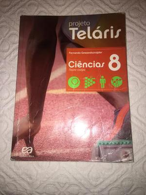 Livro - Projeto Telaris Ciencias - 8 Ano