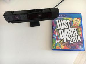PS Camera + Just Dance