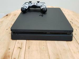 Ps4 Slim 500gb com 4 jogos