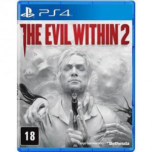 The Evil within 2 -jogo em português PS4 lacrado