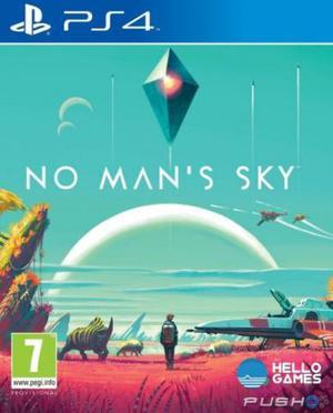 V. ou T. Jogo Exclusivo para PS4 No Mans Sky