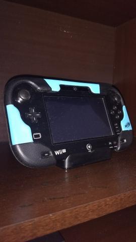 Wii U + Jogos + Acessórios