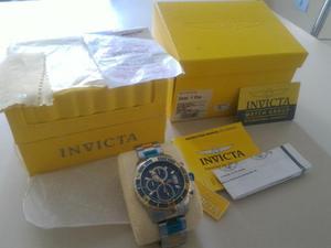 Relógio invicta novo 100% original
