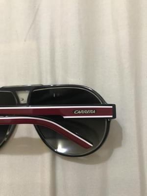 2a0c0adb661ad Óculos de sol carrera 27 s xsz 90 preto e branco   Posot Class