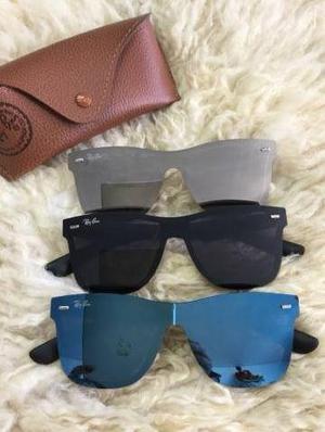 a3262baada246 Óculos de sol rb blaze preto com proteção uv400   Posot Class