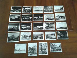 24 fotos aviação. Alemanha pós - guerra