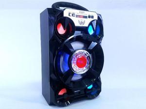 Caixa De Som A-977 Torre Usb Mp3 Radio Potência 20W