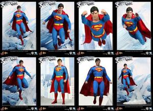 Superman Christopher Reeve  - Hot Toys