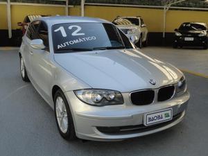 Bmw 118i 2.0 uev gasolina 4p automático -