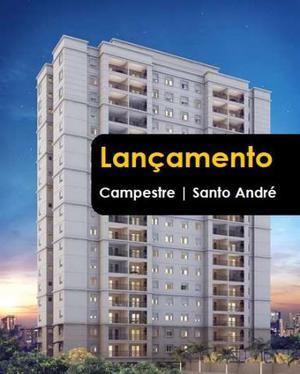 Heredita Santo Andre- Aptos 64 e 81 metros 2 e 3 Dorms. 1