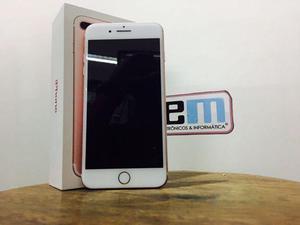 Iphone 7 plus 32gb Rosa em Perfeito Estado Garantia - Aceito