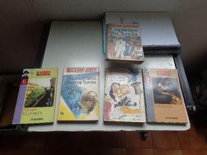 Livros de literatura brasileira classicos