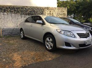 Toyota Corolla Corolla  XLI  km Rodados -