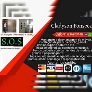 S.O.S Montador de móveis e serviços em geral
