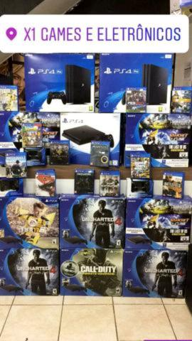 Toda Linha de PlayStation só aqui