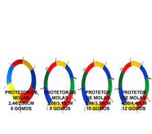 Proteção Protetor de molas cama elastica a partir de R$180