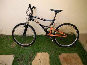Bicicleta Caloi xrt aro 26 semi nova