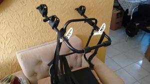 Suporte para 2 bicicletas