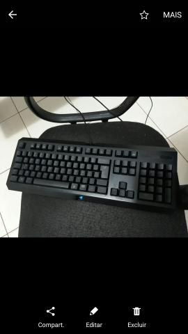 Teclado razer cyclosa original