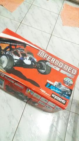 Automodelo Kyosho Inferno Neo Race Speec 2.4ghz