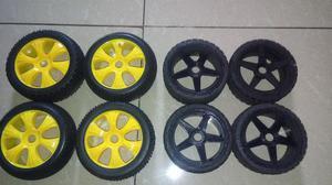 Automodelo pneus