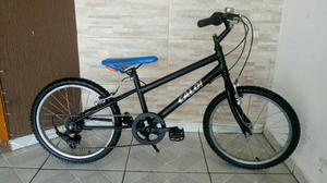 Bicicleta caloi aro 20 / hot wheels / 7 marchas