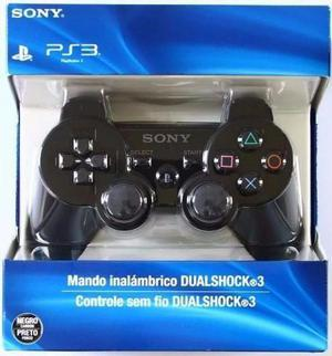 Controle Dualshock 3 Ps3 Playstation Original sony